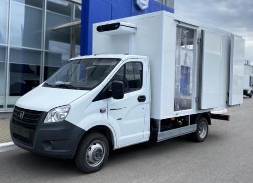 Изотермический фургон-рефрижератор на базе ГАЗель Next C41R92