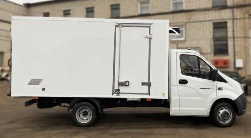 Изотермический фургон-рефрижератор на базе ГАЗель Next А21R32