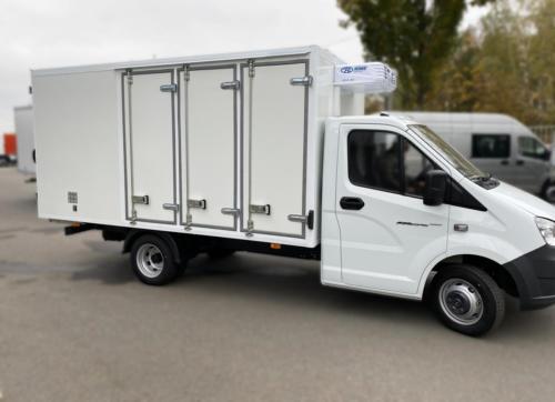 Комбинированный фургон «ЮниСКАФ» с ХОУ на базе ГАЗель Next A21R32
