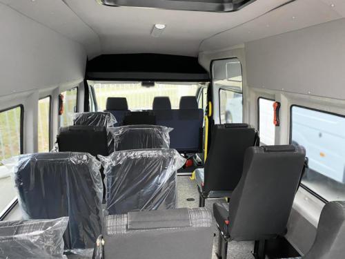 Пассажирский автобус на базе ГАЗель Next C45R92