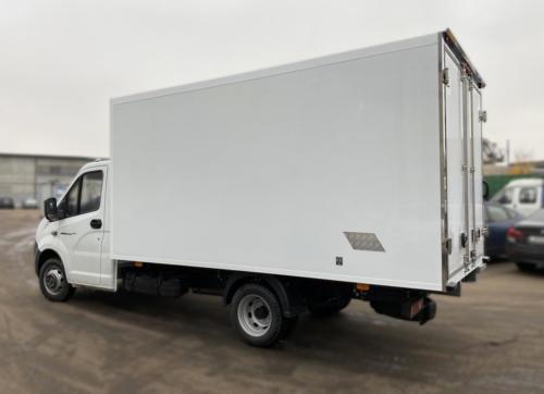 Изотермический фургон-тушевоз «ЮниСКАФ» на базе ГАЗель Next