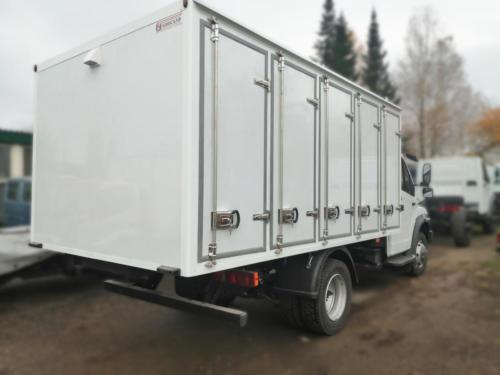 Хлебный фургон на ГАЗон Next C41R13