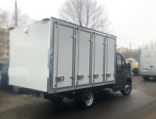 Хлебный фургон на ГАЗель Next А21R32